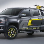 2020 Chevrolet Colorado Exterior