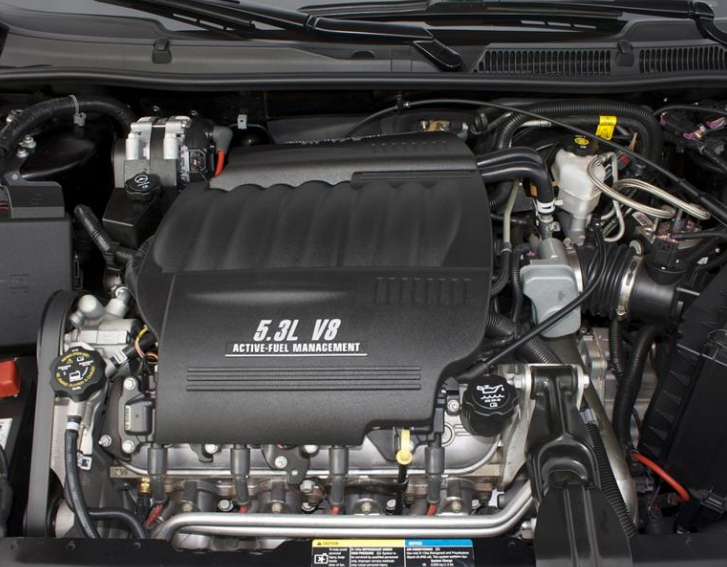 2020 Chevrolet Impala Engine