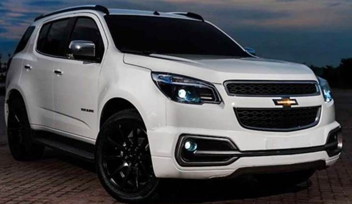 2020 Chevrolet Trailblazer Exterior