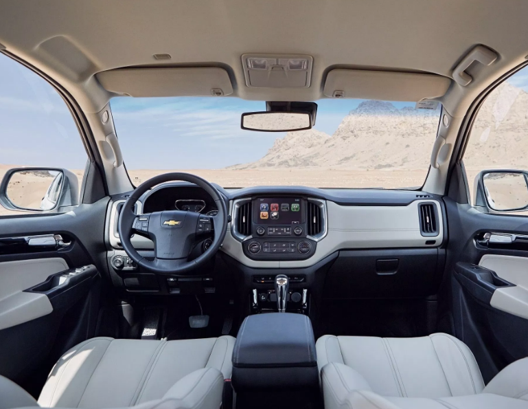 2020 Chevrolet Trailblazer Interior