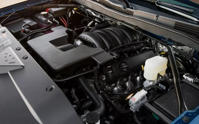 2020 Chevrolet Silverado 3500HD  Engine