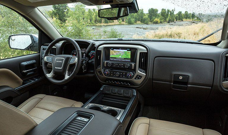 2020 Chevrolet Silverado 3500HD Interior