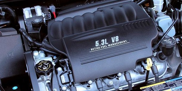 2020 Chevy Monte Carlo Engine