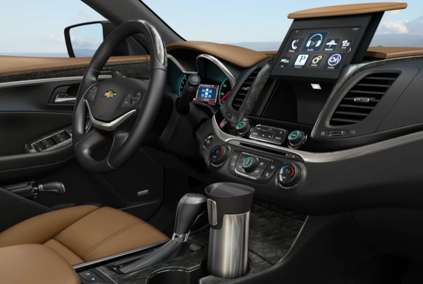 will there be a 2020 Chevrolet Impala Interior Colors ...