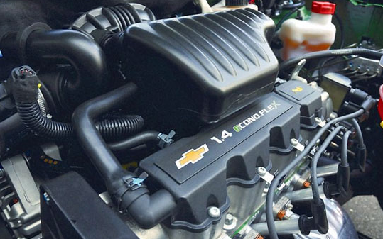2020 Chevrolet Montana Engine