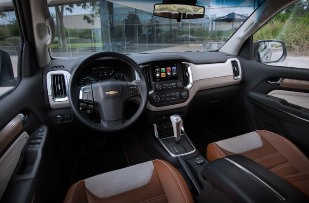 Chevrolet Trailblazer 2020 Interior