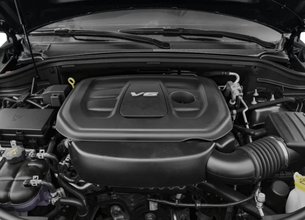2020 Chevy Chevelle SS Engine