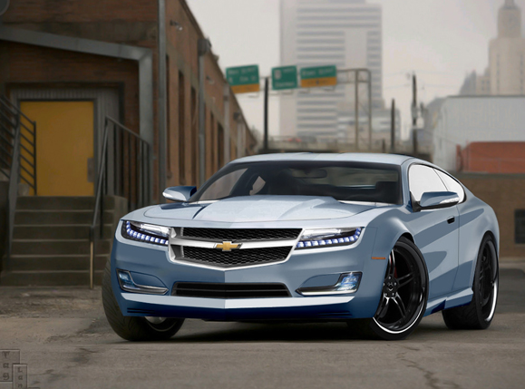 2020 Chevy Chevelle SS Exterior