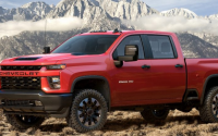 2020 Chevy 2500HD Exterior