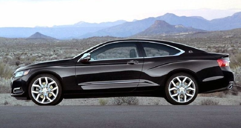 2020 Chevy Impala F45 Concept Release Date Review
