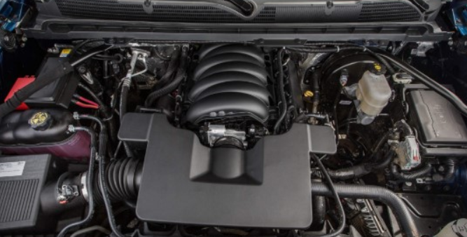 2020 Chevy Suburban Engine