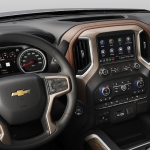 2020 Chevy Suburban Interior