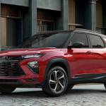 2020 Chevy Trailblazer Exterior