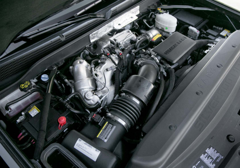 2020 Chevrolet 2500 High Country Engine