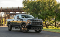 2020 Chevrolet 2500 High Country Interior