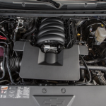 2020 Chevrolet 3500HD Engine