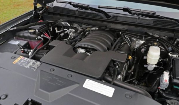 2020 Chevrolet Silverado 3500 Engine