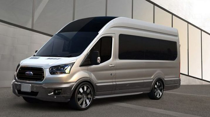 2020 Chevy Express Exterior