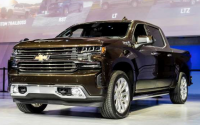 2020 Chevy HD High Country Exterior