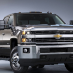 2020 Chevy Silverado 3500 Engine