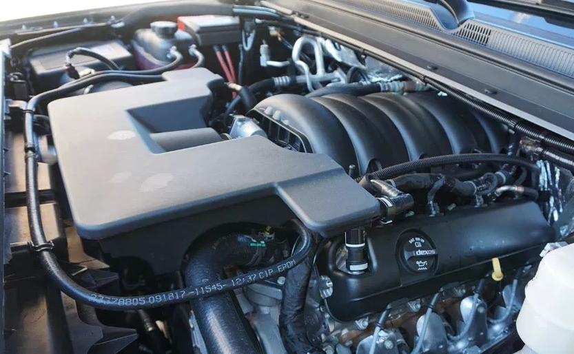 2020 Chevy Tahoe Engine