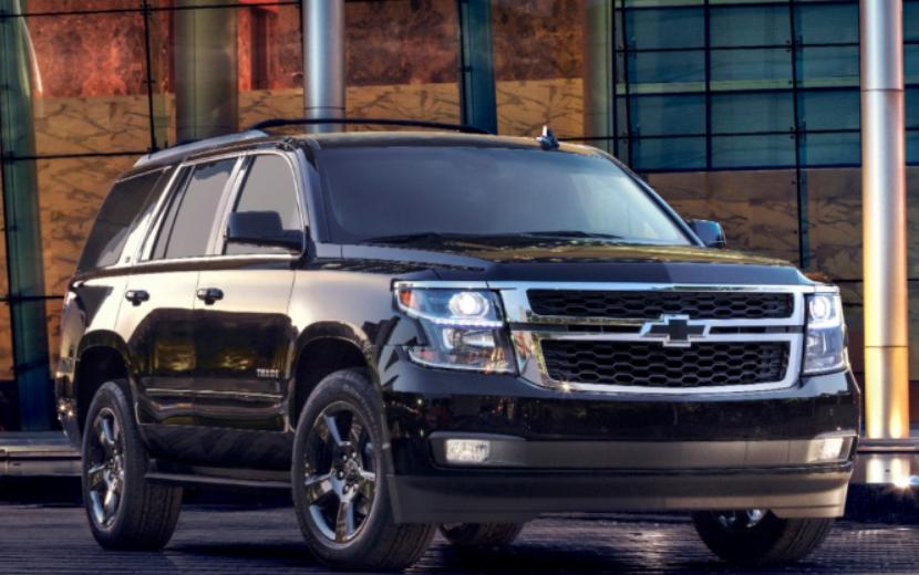2020 Chevy Tahoe Price, New Body Style, Release Date