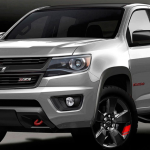 2020 Chevy ZR2 Colorado Exterior