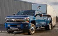 2020 Chevy 3500HD Exterior