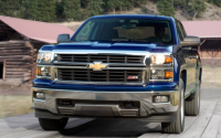 2020 Chevy HD 2500 Exterior