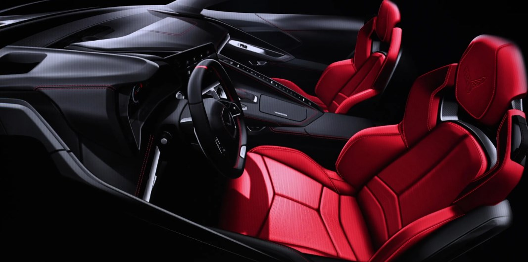 2021 Chevrolet Corvette Stingray Interior
