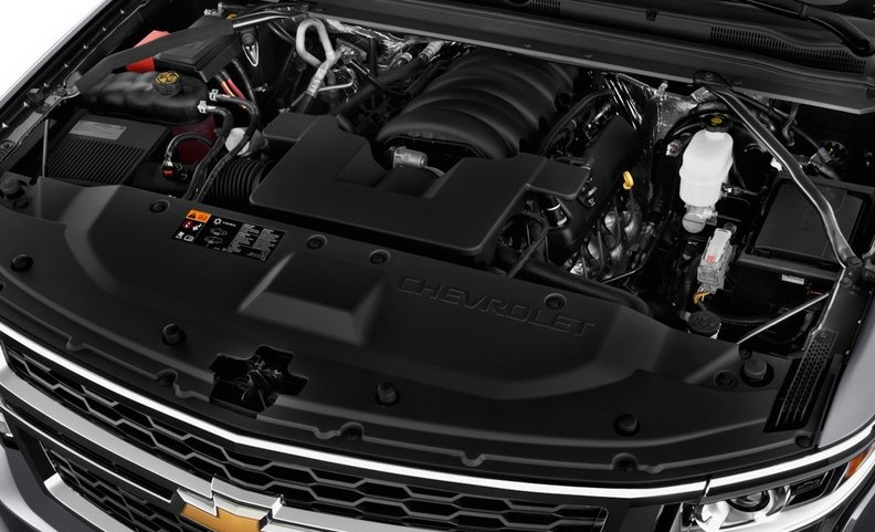 2021 Chevrolet Suburban Engine