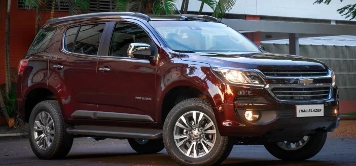 2021 Chevrolet Trailblazer Exterior