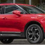 2021 Chevrolet Trailblazer RS Exterior