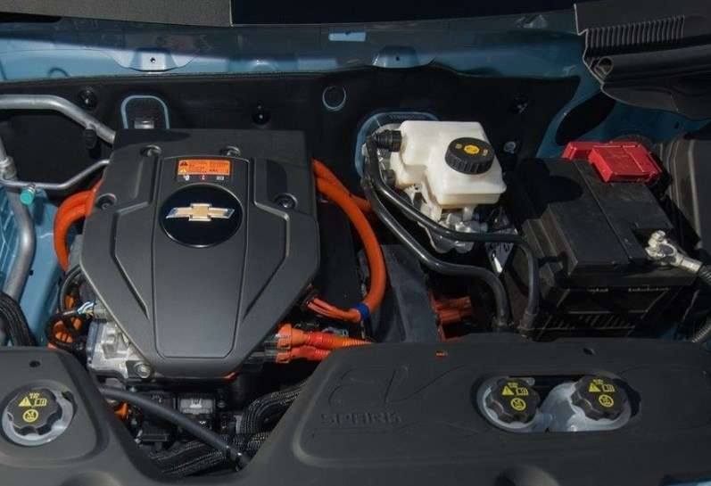 Chevrolet Spark 2021 Engine