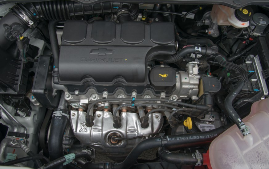 Chevrolet Spin 2021 Engine